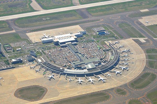 新千歳空港 再整備工事