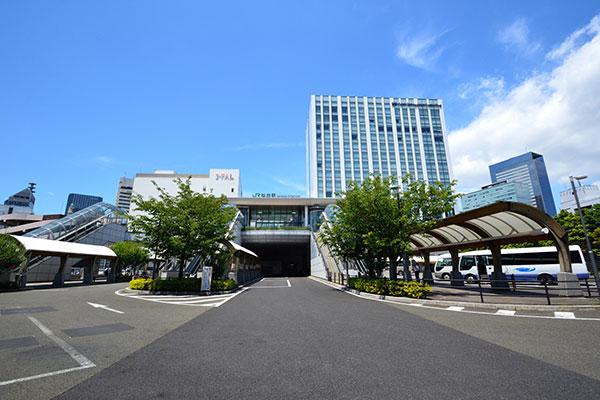 仙台駅東口 増築改修点検工事