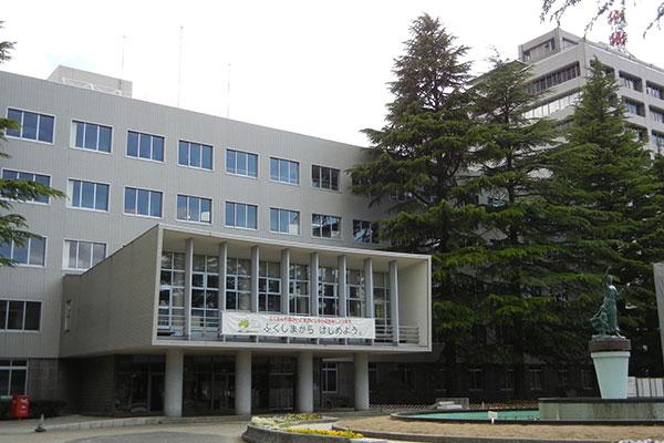福島県警本部庁舎 整備工事