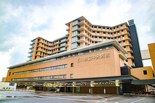石川県立中央病院 新築工事