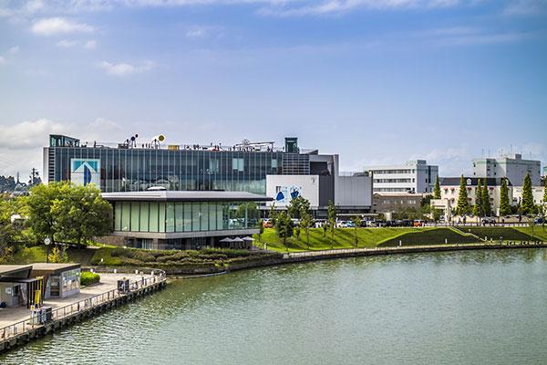 富山県立美術館 新築工事
