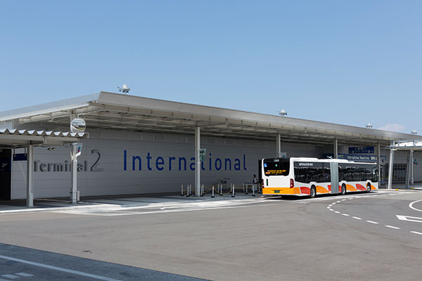 関西国際空港第2ターミナルビル 改修工事