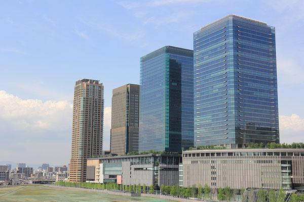 大阪駅北地区先行開発プロジェクト(グランフロント大阪)