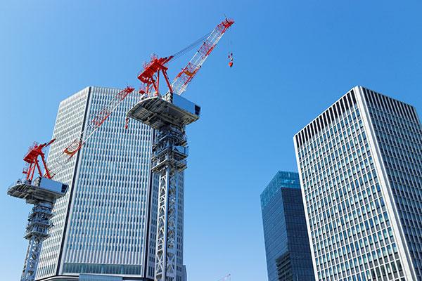 新阪急ビル・大阪神ビルディング 建替工事