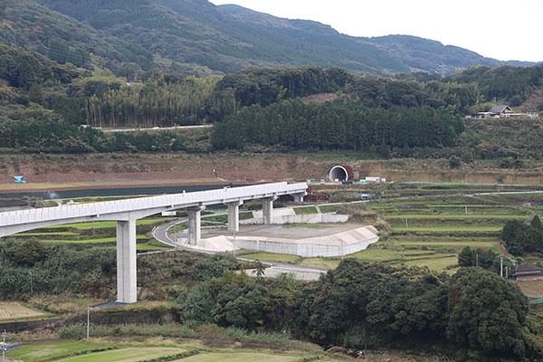 九州新幹線 長崎ルート建設工事