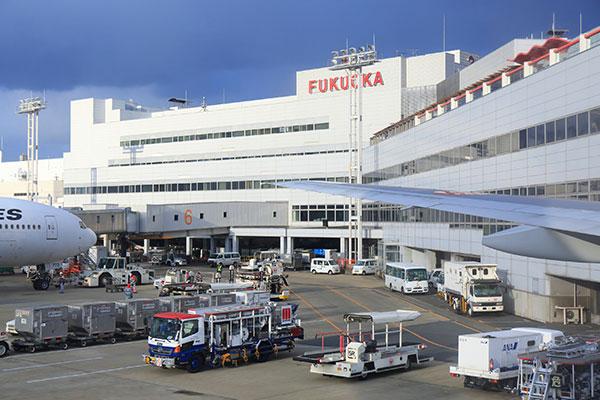 福岡空港国内線旅客ターミナル 再整備工事